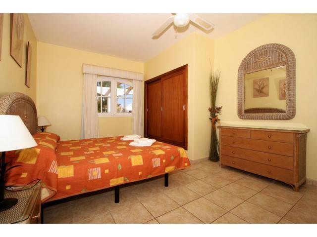 Double bedroom - Villa Gomera, Caleta de Fuste, Fuerteventura